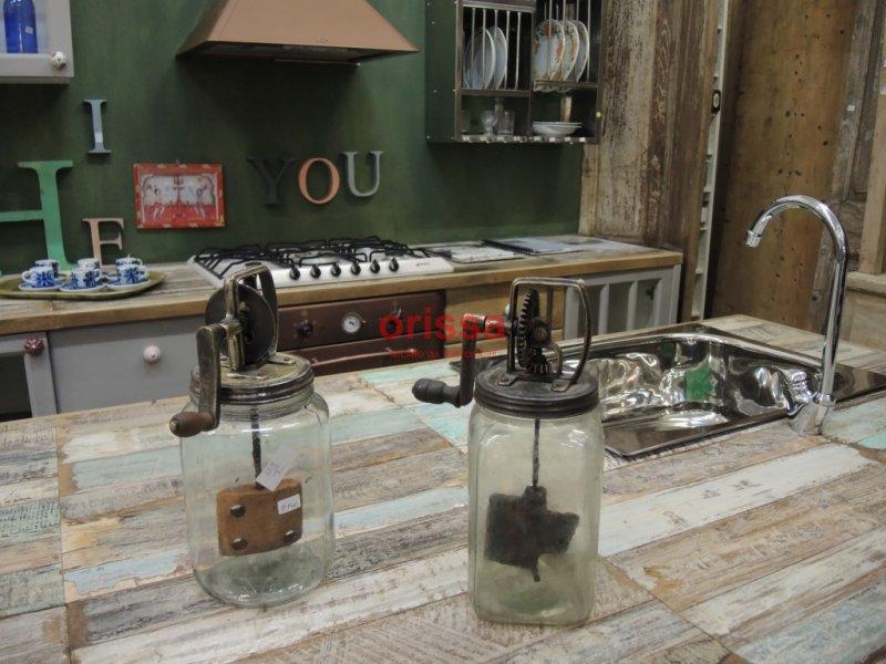 cucine in legno massello cucine su misura cucine country cucine ...