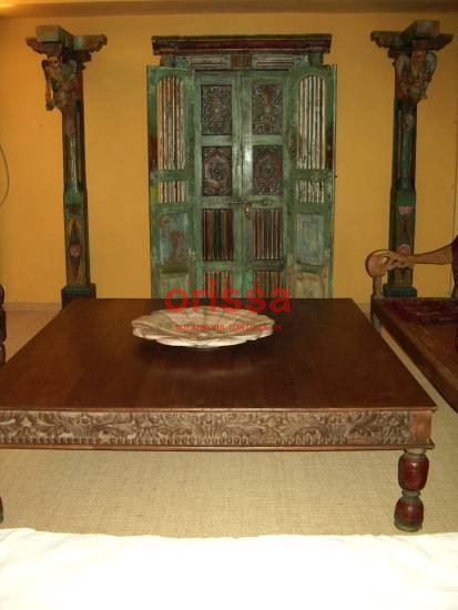 Mobili etnici indiani arredamento etnico indonesiano for Mobili etnici milano