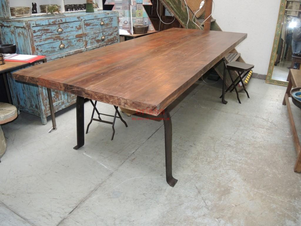 Legno grezzo per tavoli design casa creativa e mobili - Tavolo legno grezzo ikea ...