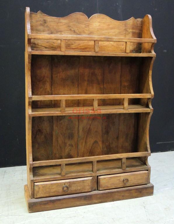 Piattaia legno massello g1019 orissa milano for Piattaia antica