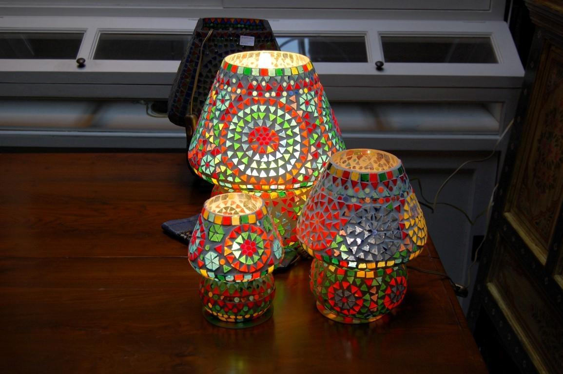 Lampade a Mosaico  LAMP001  ORISSA Milano