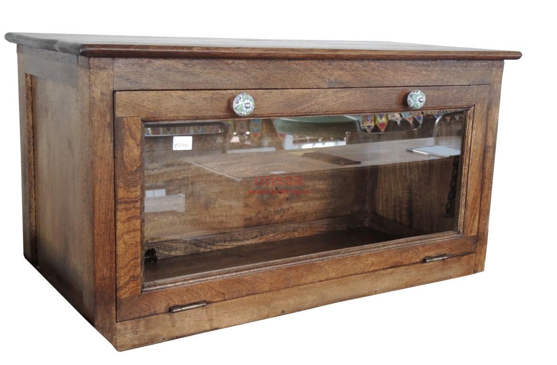 Pensile in legno a vetro or601 orissa milano for Mobili seconda mano milano