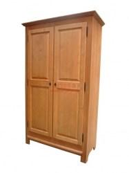 armadio in legno bianco decapto | OMS069 | ORISSA Milano