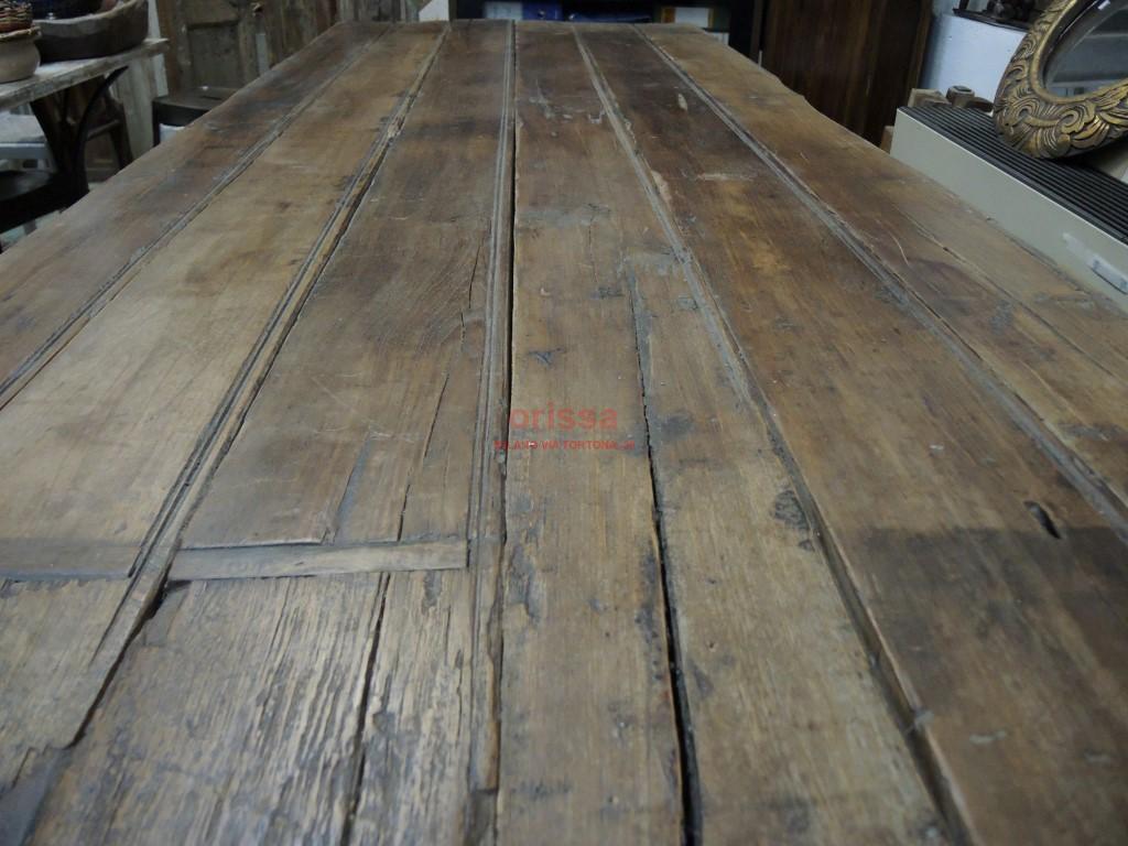 ... etnici  tavoli coloniali  tavoli in legno massello  ORISSA Milano