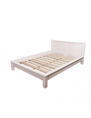Letto legno massello 160x200