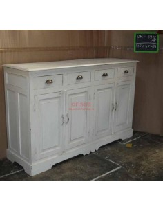 Credenza bassa a cassetti 120