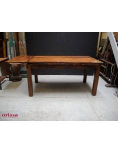 Tavolo allungabile in legno massello 160/240