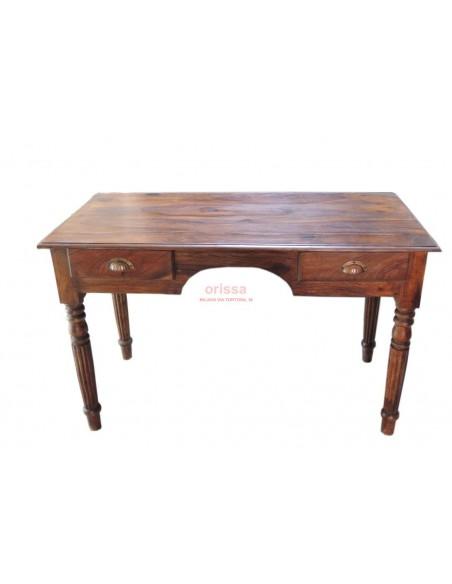 Scrittoio in legno massello