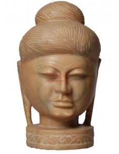Imagén: Statua Testa di Buddha