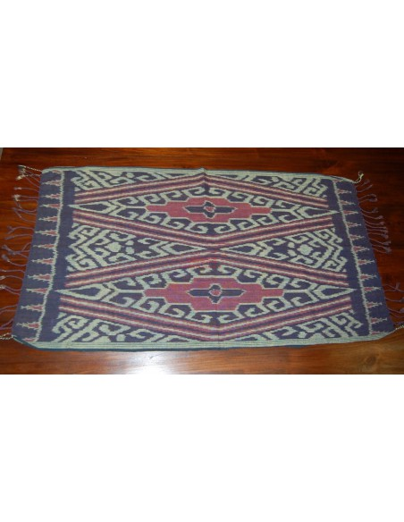 ikat - tessuto Indonesiano in cotone
