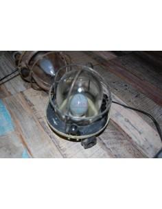 Lampade in ferro navale