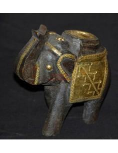 Elefantino in legno