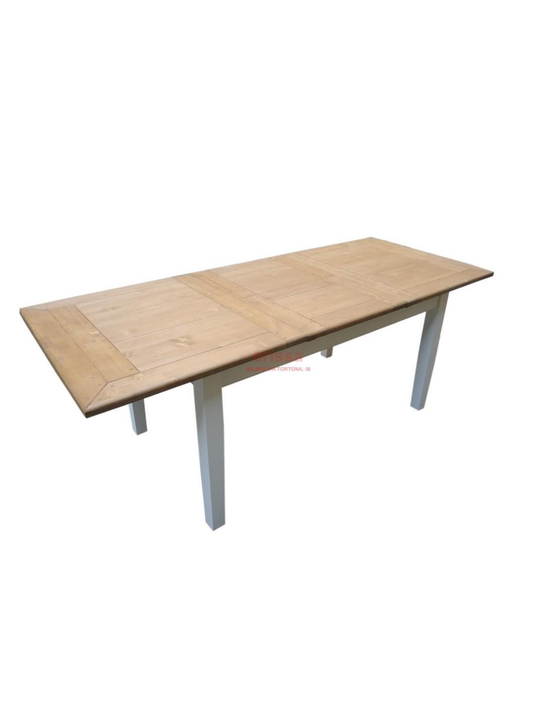 Tavolo allungabile con prolunga a scomparsa oms224 for Prolunga tavolo