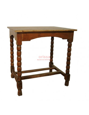 Tavolino legno di teak