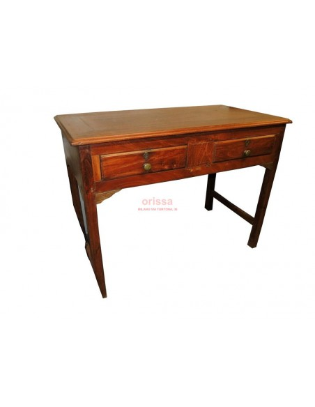 scrivania coloniale inglese