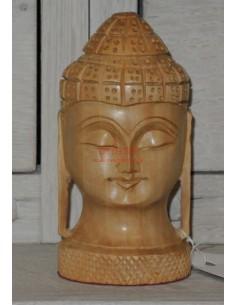 Imagén: Testa Buddha legno massello