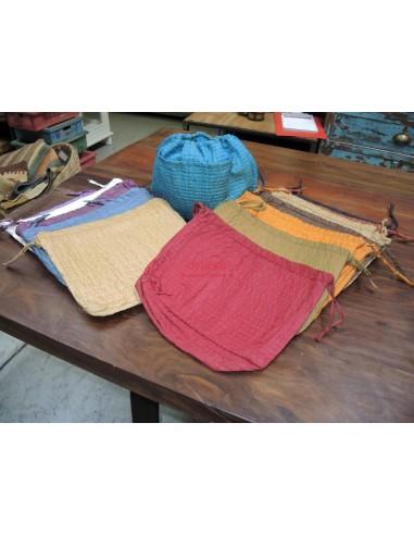 Sacchette colorate porta IPAD o tutto