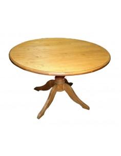 Tavolo rotondo estensibile