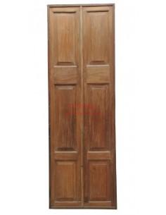 Anta in legno massello di teak