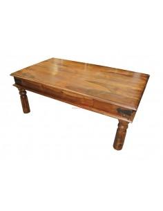 Tavoli da sala in sheesham 120cm
