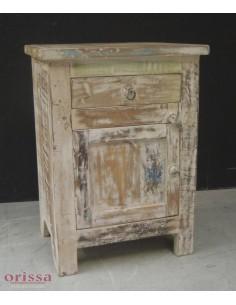 Imagén: Comodino recycled colorato