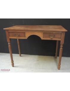 Scrivania inglese legno di teak