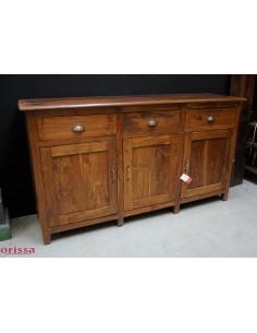 Buffett legno di teak 170cm