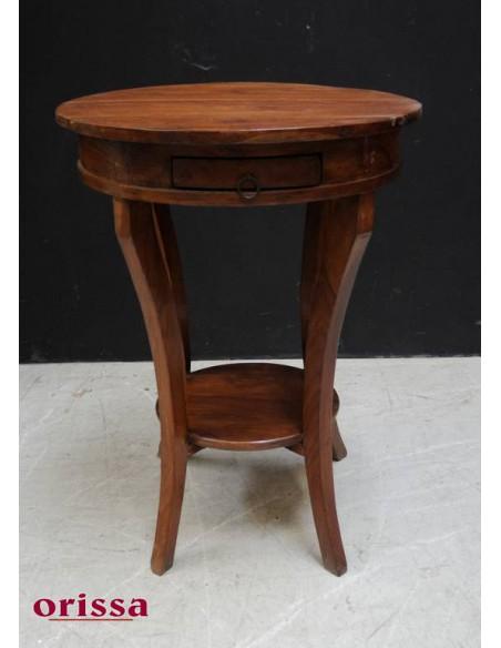 Tavolino da salotto stile inglese