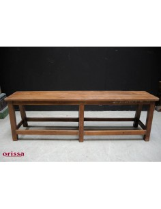 Panca legno di teak