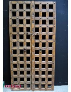 Imagén: Portale in legno traforato