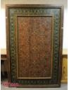 Pannello etnico in legno decorato