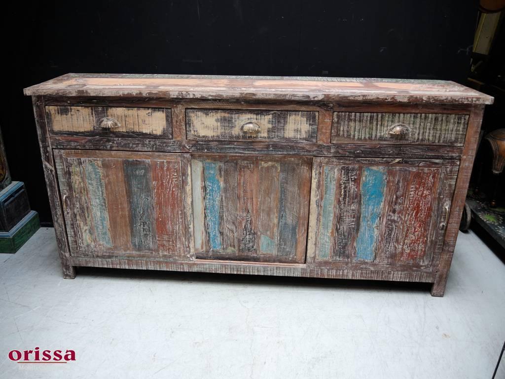 Credenza Bassa Con Ante Scorrevoli : Credenza bassa recycled ante scorrevoli mp orissa milano