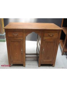 Banco coloniale inglese legno di teak