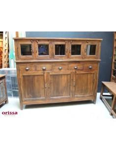 Credenza provenzale legno massello