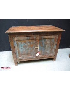 Credenza bassa shabby coloniale