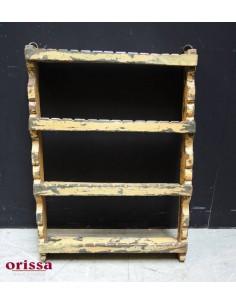 Mensoline pensile in legno