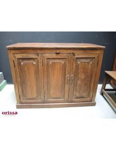Buffet in legno massello di teak