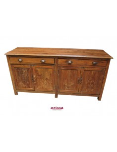 Credenza bassa buffet legno di teak
