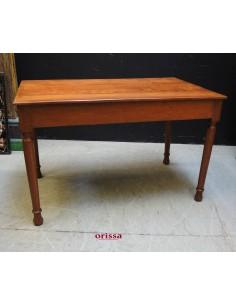 Scrivania in legno di teak