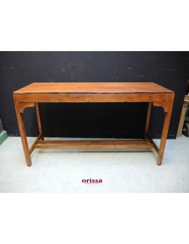 Consolle legno di teak coloniale R039 - Orissa Milano