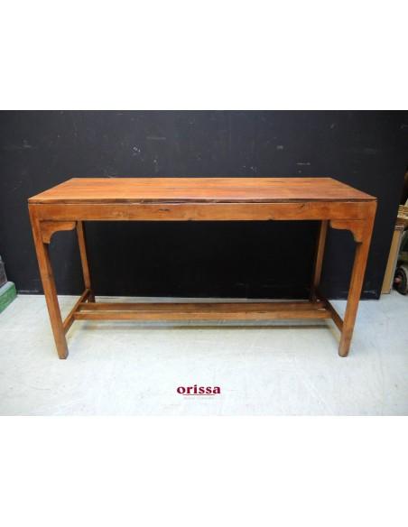Consolle legno di teak