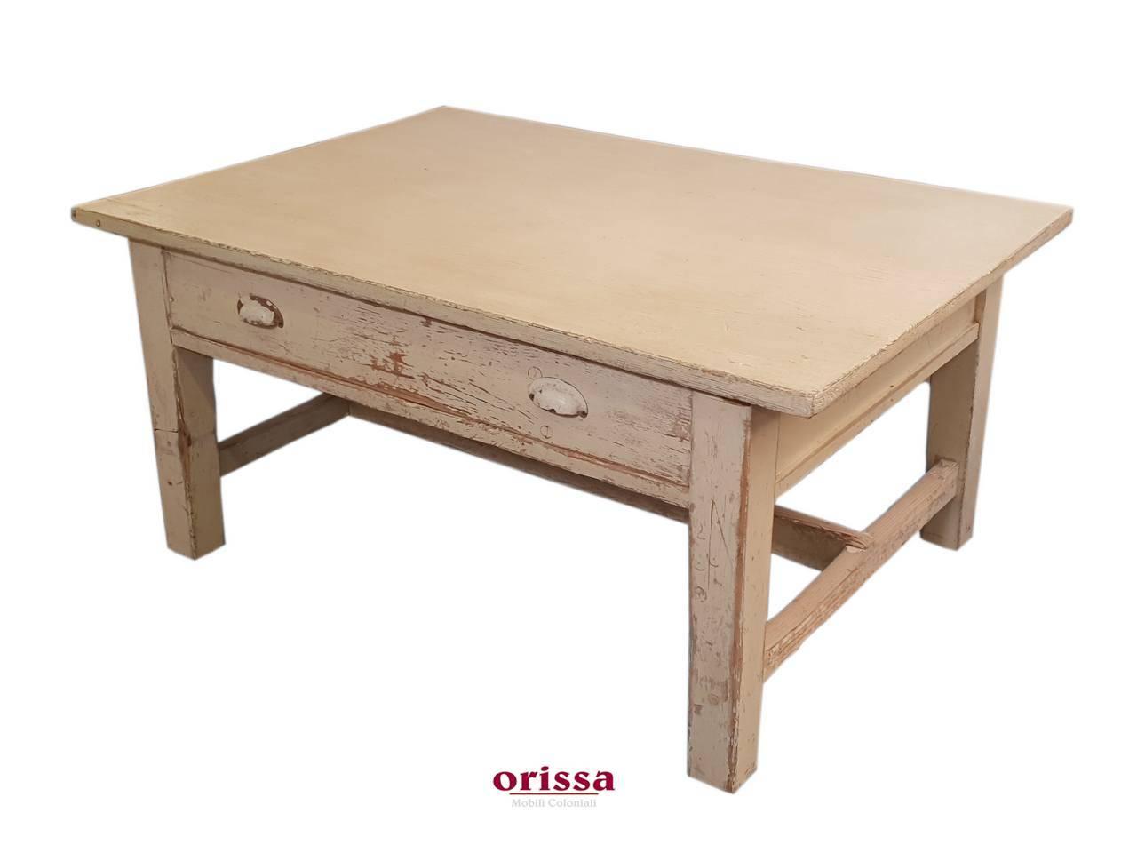 Tavolino Salotto Rustico.Tavolo Da Salotto Rustico