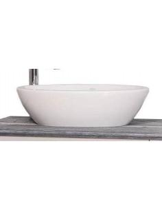 Lavabo ceramica ovale