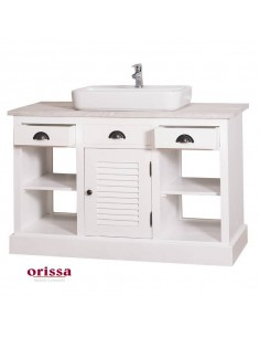 Mobile sotto lavabo country