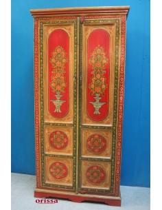 Imagén: Armadio etnico indiano decorato