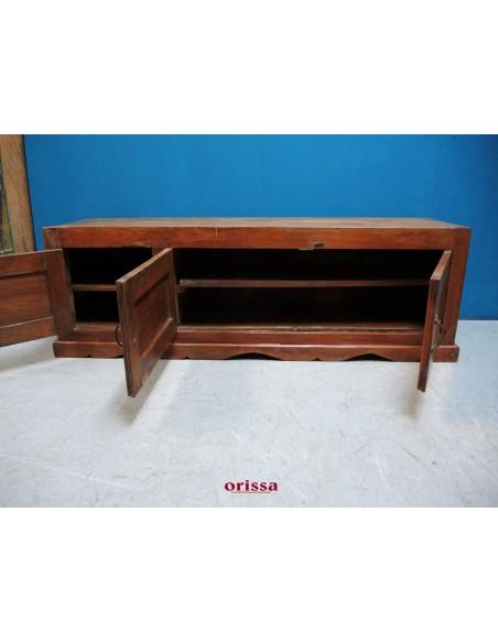 Mobile porta TV legno di teak