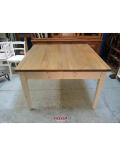 Imagén: Tavolo quadrato allungabile