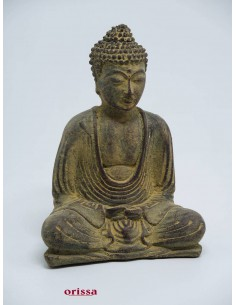 Statua Buddha gambe incrociate
