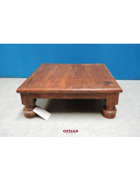 Tavolino Bajot in legno