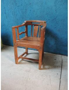 Imagén: Poltroncina in legno di teak